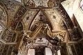 Sala ducale dei palazzi vaticani, 01 arco con stucchi di gianlorenzo bernini 2.jpg