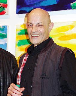 Salomé (artist) German painter, sculptor, singer