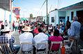 Salomon Jara y Andres Manuel Lopez Obrador en San Baltazar Chichicapam 13.jpg