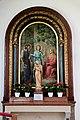 Salzburg - Itzling - Pfarrkirche St. Antonius Seitenaltar links - 2019 08 01.jpg