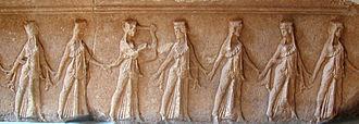 Syrtos - Samothraki choral dancers