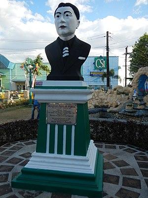 Eugenio Pérez - Image: San Carlos Pangasinanjf 274