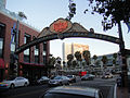San Diego Comic-Con 2011 - Gaslamp archway (5948997225).jpg