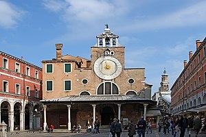 San Giacomo di Rialto - Image: San Giacomo di Rialto (Facade)