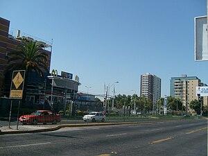 San Miguel, Chile - José Miguel Carrera Ave.