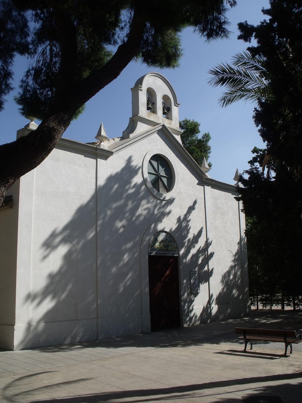 Santuari de sant onofre quart de poblet viquip dia l for Gimnasio quart de poblet
