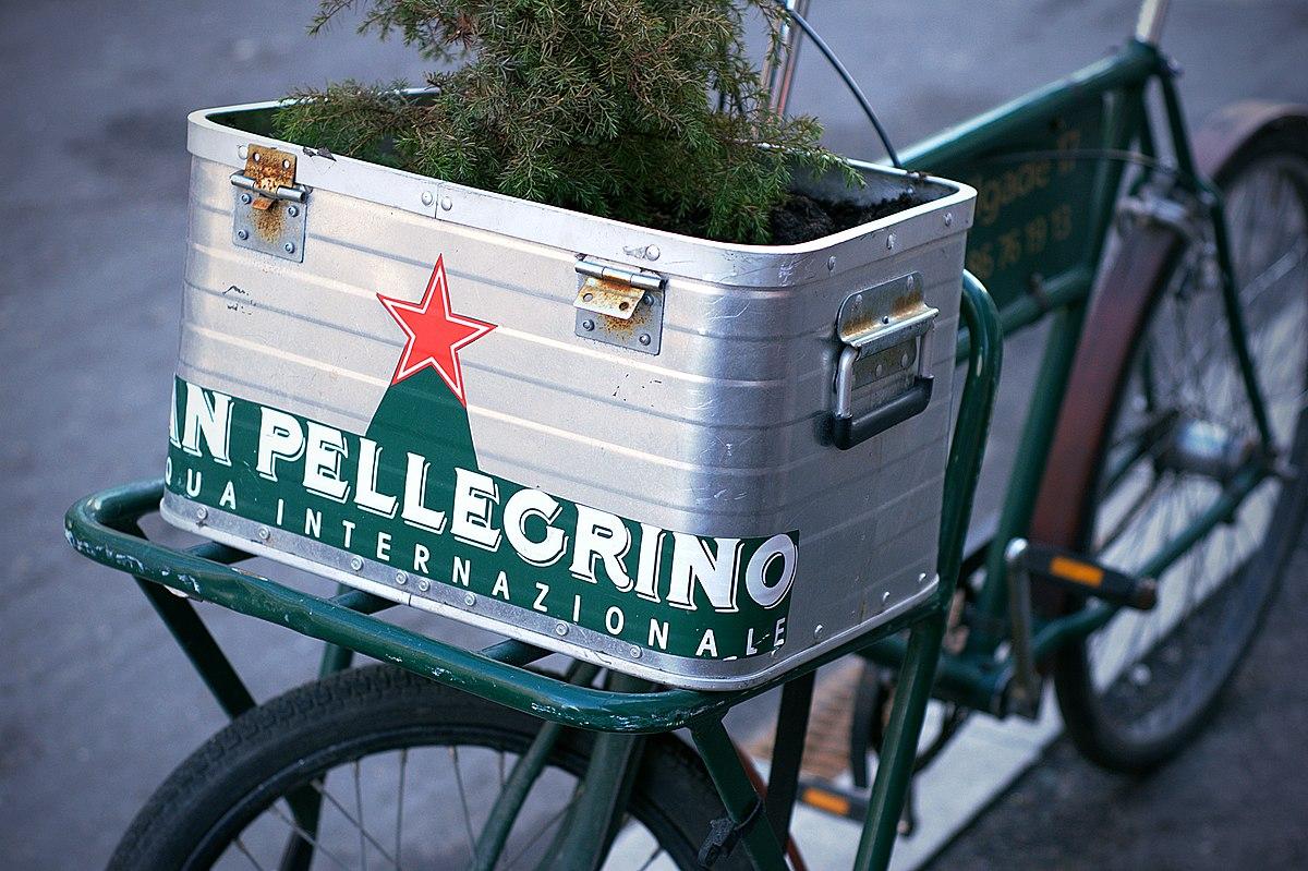 Eau San Pellegrino Petite Bouteille Prix Restauration