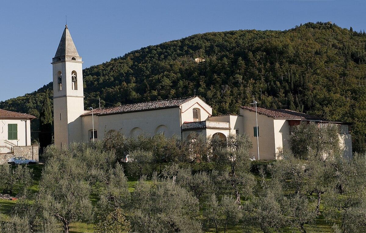 Chiesa di san giorgio a ruballa wikipedia - Patronato bagno a ripoli ...