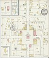 Sanborn Fire Insurance Map from Lawrenceburg, Lawrence County, Tennessee. LOC sanborn08334 001-1.jpg