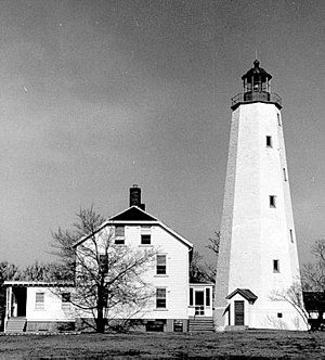 Katherine Walker - Sandy Hook Light