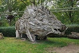 Sanglier en bois (Kintzheim).jpg