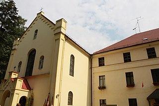 Church in Prudnik, Poland