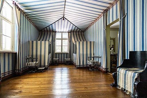 Sanssouci - Schloss Charlottenhof - Zeltzimmer DSC4661