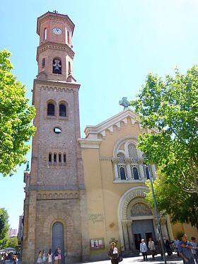 Catedral de san feli de llobregat wikipedia la for Gimnasio sant feliu de llobregat