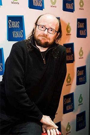 Spanish actor and film maker Santiago Segura.