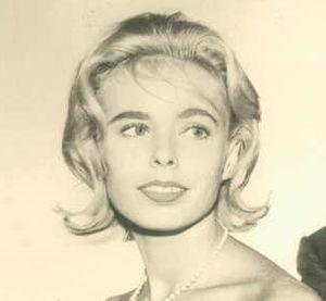 Sarah Marshall (British actress) - Marshall in 1961