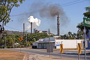 Sarina, Queensland - Image: Sarina, Queensland (iii)