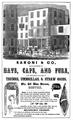 Saroni ElmSt BostonDirectory 1850.png
