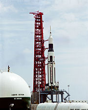 Saturn SA6 on launch pad.jpg