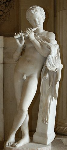 Satyr playing flute Louvre MR187.jpg