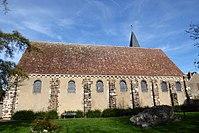Saumeray église Saint-Jean-Baptiste MH Eure-et-Loir France.jpg