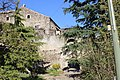 Schloss Auer in Dorf Tirol (Südtirol), Westtor.JPG