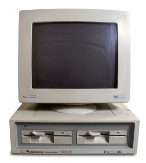 PC1512 personal computer