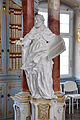Schussenried Kloster Bibliothekssaal Statuen Glaubensverfechter 1.jpg