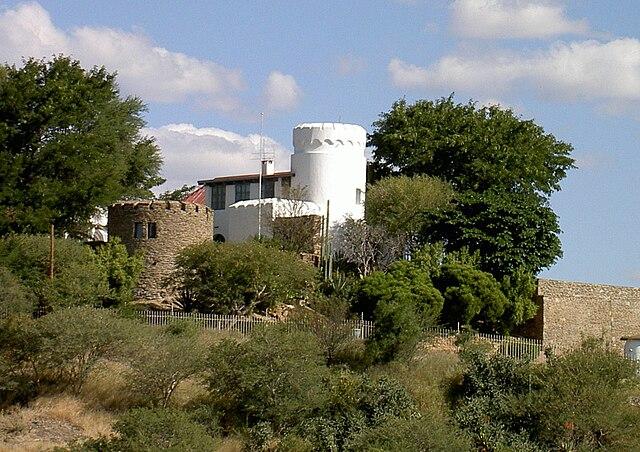 Schwerinsburg (Windhoek)