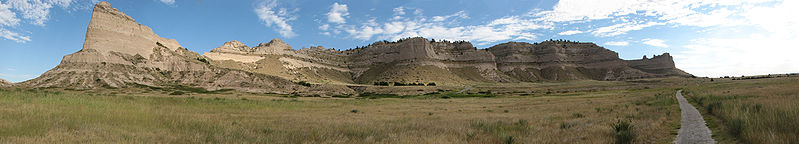 Scottsbluff panorama