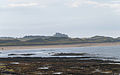 Seahouses MMB 19 St Alban's Dunes and Bamburgh Castle.jpg