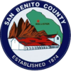 Official seal of San Benito County, California