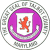 Official seal of Talbot County