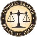 Seal of the Judicial Branch of Idaho.png