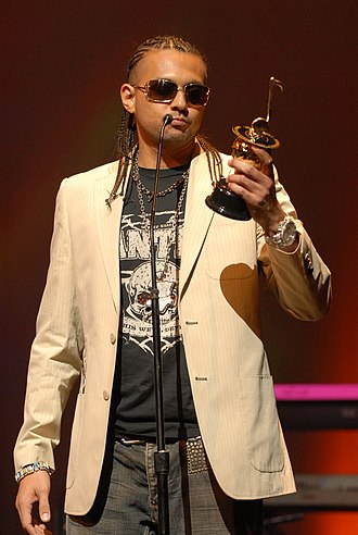 "Break It Off - Sean Paul co-wrote and provided vocals on ""Break It Off""."