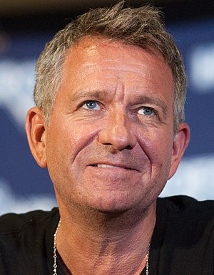 Sean Pertwee - Pertwee at the 2017 Heroes and Villains Fan Fest for Gotham