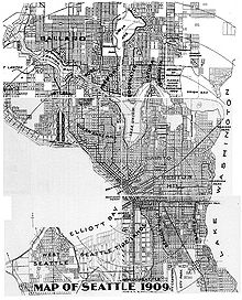 List of neighborhoods in Seattle - Wikipedia