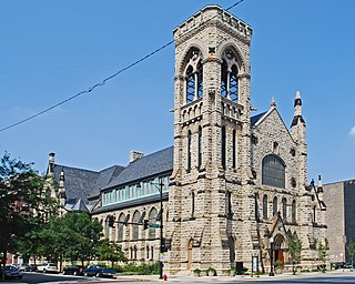 Second Presbyterian Church (Chicago) church building in Illinois, United States of America