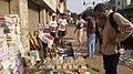 Second hand book market at Daryaganj, Delhi.jpg