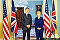 Secretary Clinton Meets With United Kingdom Foreign Minister (3583171883).jpg