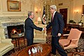 Secretary Kerry Meets With UN Special Envoy Michael Bloomberg (12818616695).jpg