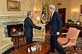 Secretary Kerry Meets With UN Special Envoy Michael Bloomberg (12818616695).jpg