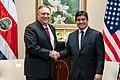 Secretary Pompeo Meets with Costa Rican President Alvarado (49430872987).jpg