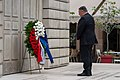 Secretary Pompeo Participates in Wreath Laying Ceremony at the Holocaust Memorial with Austrian Leaders of Faith Communities (50225512276).jpg