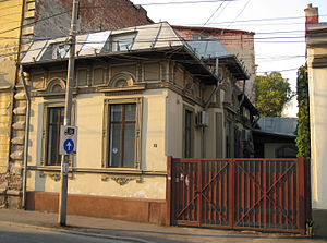 Freemasonry in Romania - Headquarters of the National Grand Lodge of Romania (MLNaR), in Bucharest