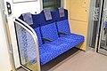 Seibu railway 40000 kei interior 3 seat.jpg