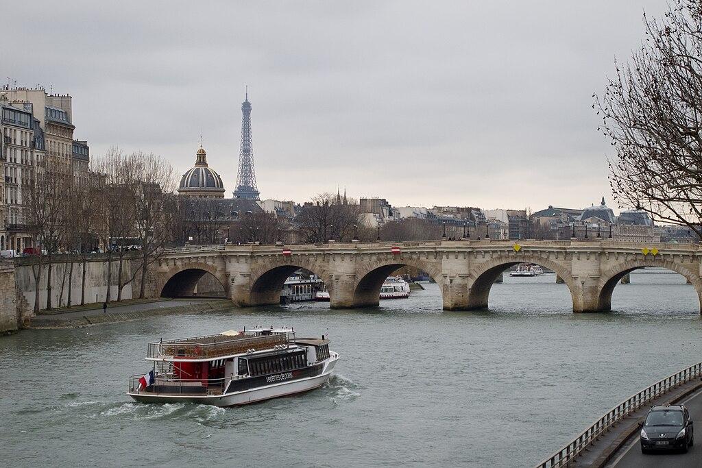 Seine River Tour Paris