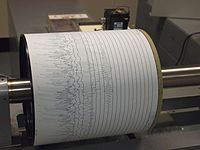 Seismogram at Weston Observatory.JPG