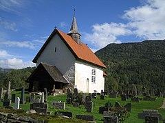 Seljord kirke. Foto: Wikimedia