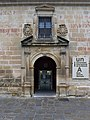 Seminario Conciliar de San Felipe Neri, Baeza. Portada.jpg